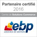 eSolution est Partenaire certifié EBP - Centre de solutions Commerce